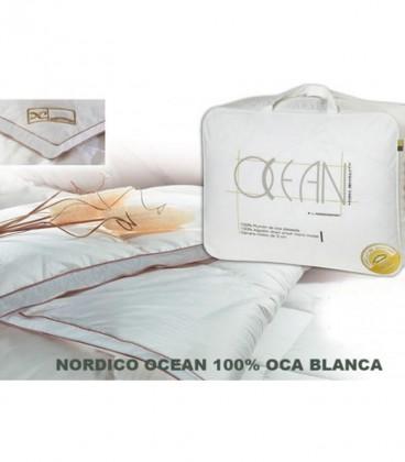 Relleno nórdico OCEAN. Plumón de OCA