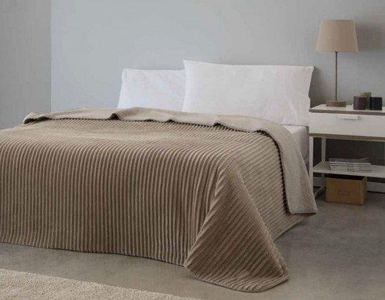 Comforter SHERPA LISO
