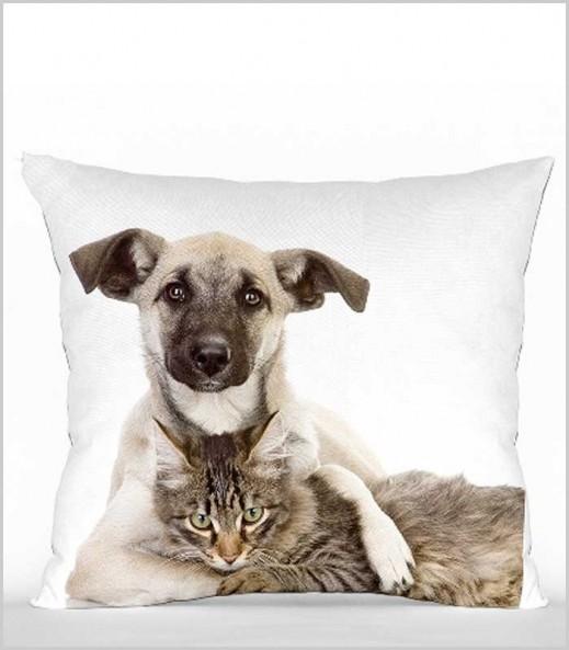 Cojín Abrazo Canino