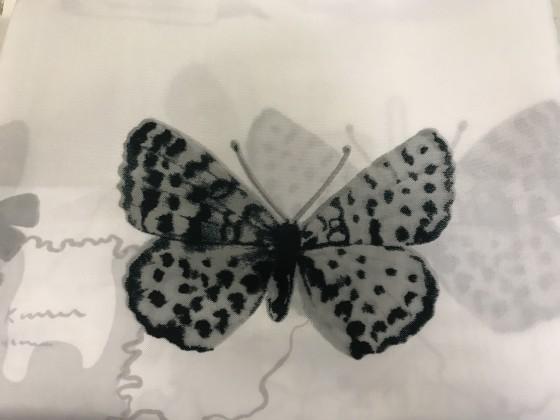 Cortinas Ducha Mariposas